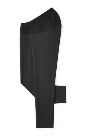 Slim Leg Dress Pant Yoga Waistband - The latest in wheelchair fashion.
