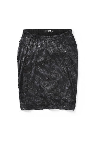 Lace Front Tube Skirt - The ultimate in adapted clothing.