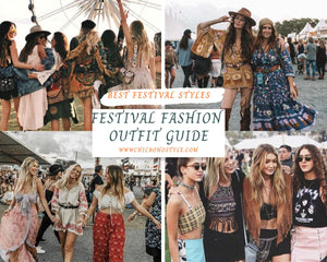 Festival Fashion Outfit Guide