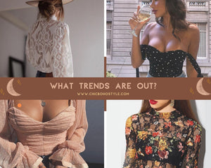 What Trends Are Out?