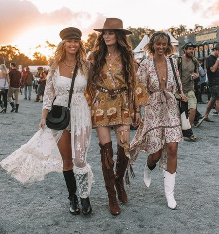 Top 10 Boho Dresses to Buy Right Now - Chicbohostyle