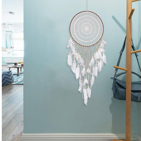 Boho Dream Catcher-ChicBohoStyle