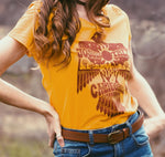 Joshua Tree California Tee-ChicBohoStyle