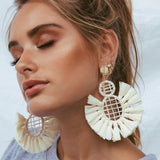 Summery Tassel Earrings-ChicBohoStyle