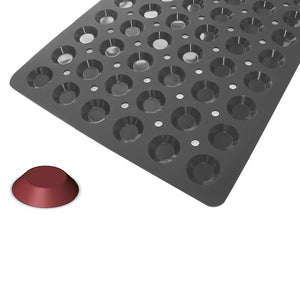 MOUL'FLEX PRO Mini-Tartlet Silicone Mold