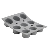 ELASTOMOULE Mini-Muffin Silicone Mold