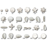 Set of 26 Small Decor Tips