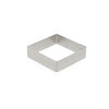 Perforated Square Tart Ring Height 0.8""