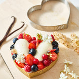 Perforated Heart Tart Ring