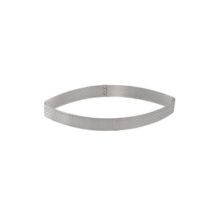 Perforated Calisson Tart Ring