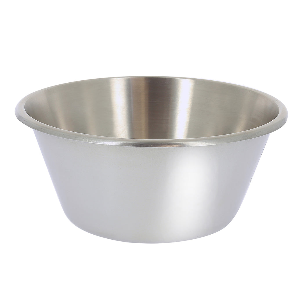 Mixing Bowl Flat Bottom
