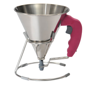 KWIK Piston Funnel Fuchsia