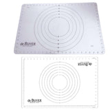 Silicone Baking Mat With Marks