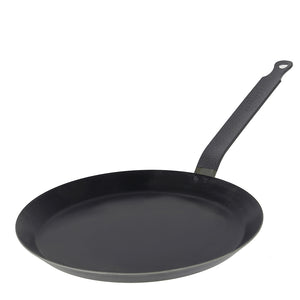 de Buyer blue steel crepe & tortilla pan - 5303.18 - 5303.20 - 5303.24