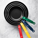 CHOC Nonstick Fry Pan Red Handle