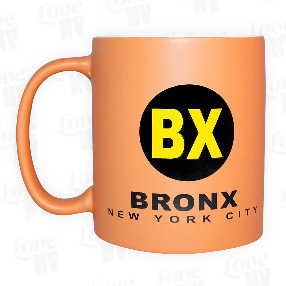 Bronx BX New York City Tasse Kaffee Tee