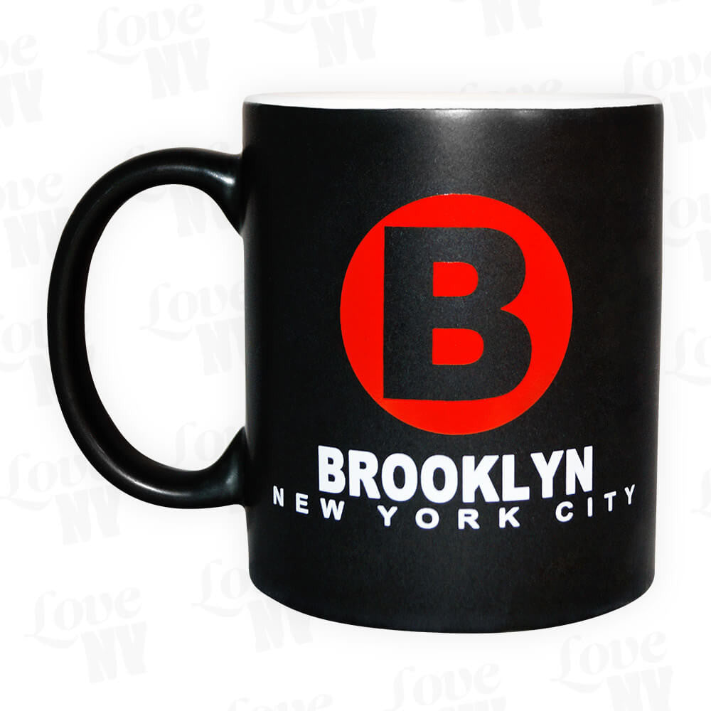 Brooklyn B New York City Tasse Kaffee Tee