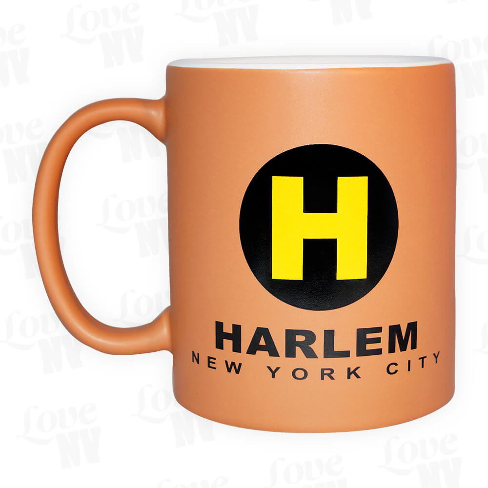 Harlem H New York City Tasse Kaffee Tee