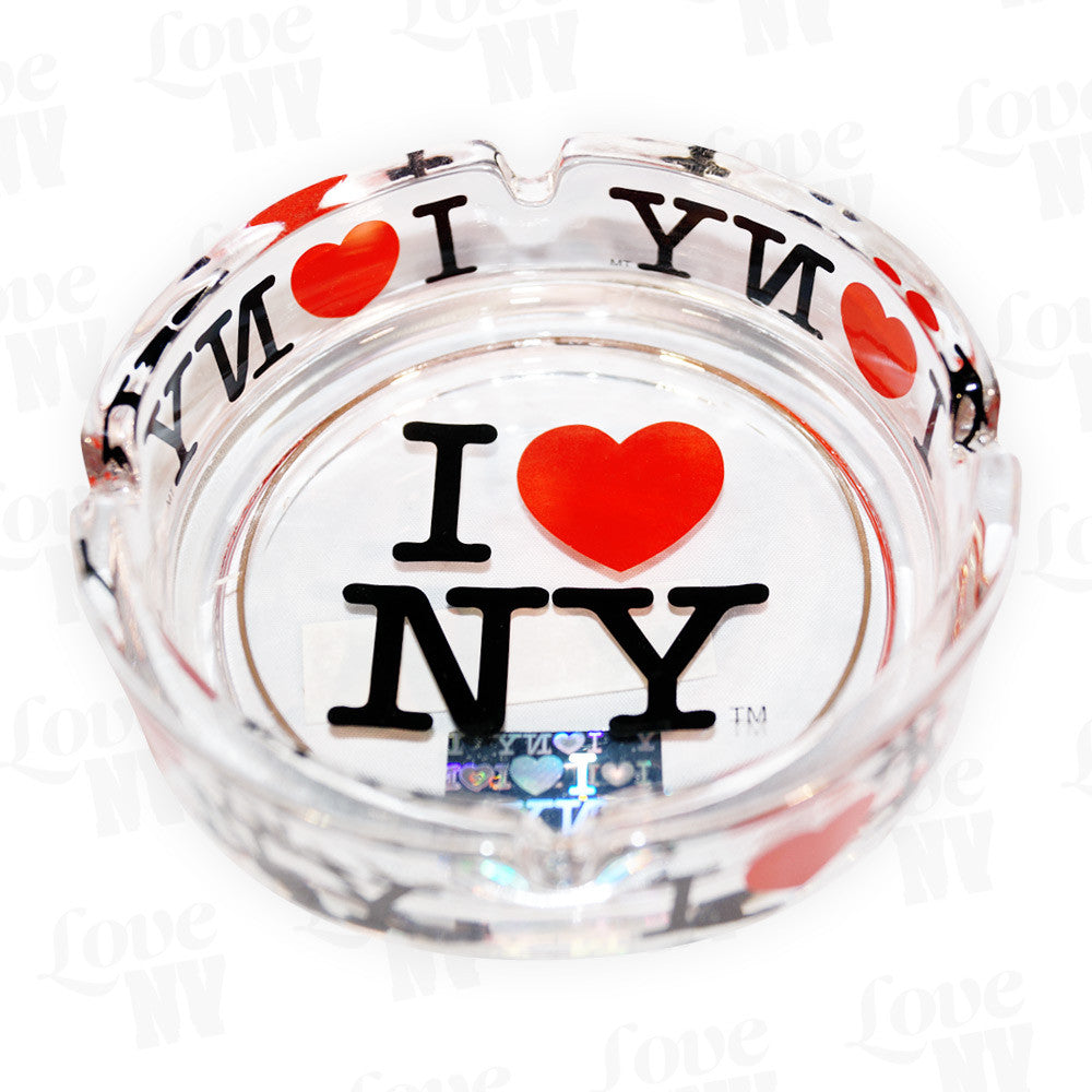 I LOVE NY Aschenbecher New York 1