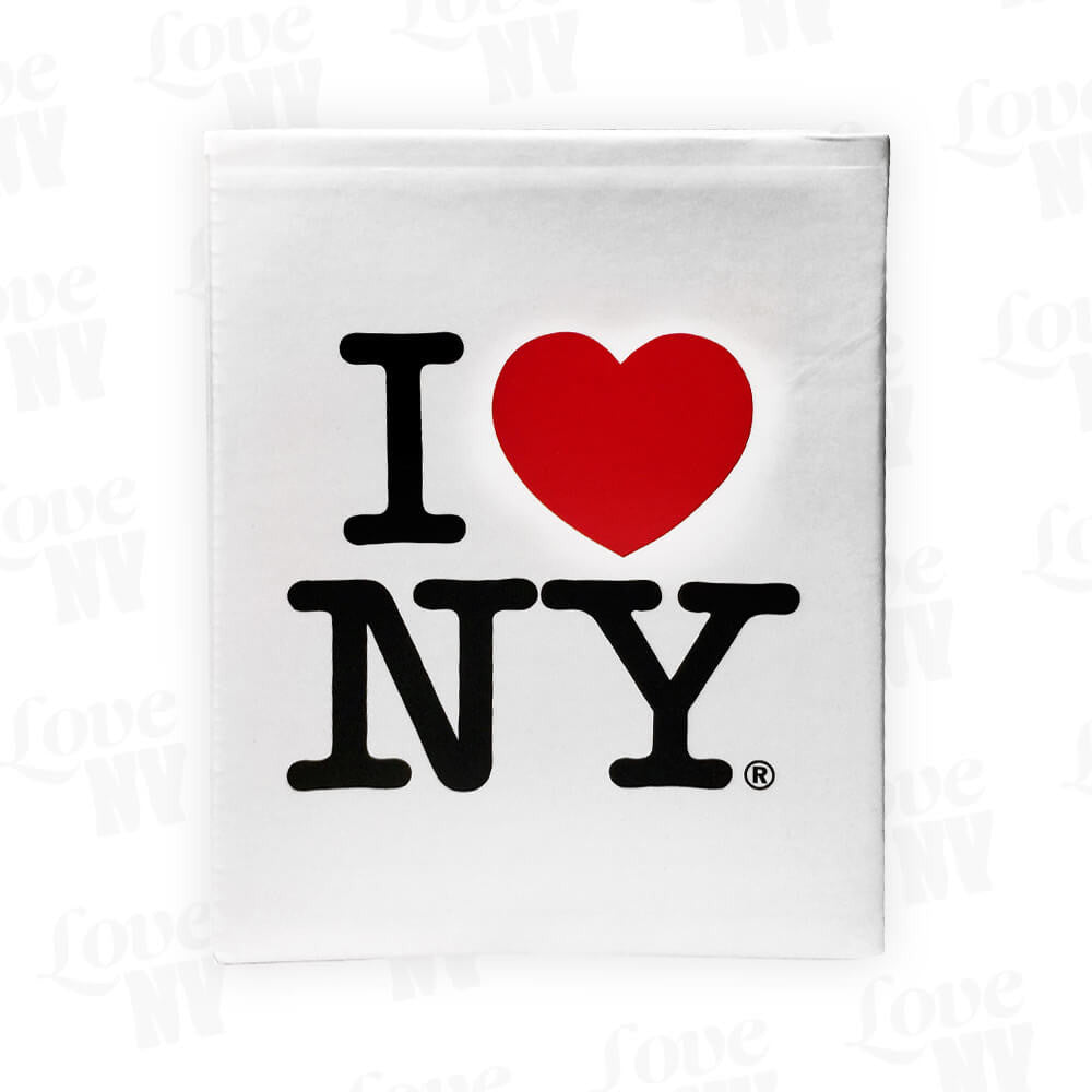 I LOVE NY Fotoalbum Weiss New York 1