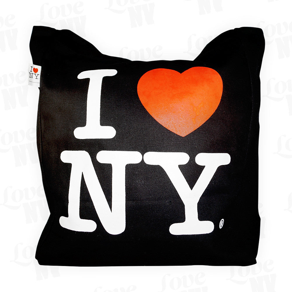 I LOVE NY Stoffbeutel Stofftasche New York Shopping Bag 3
