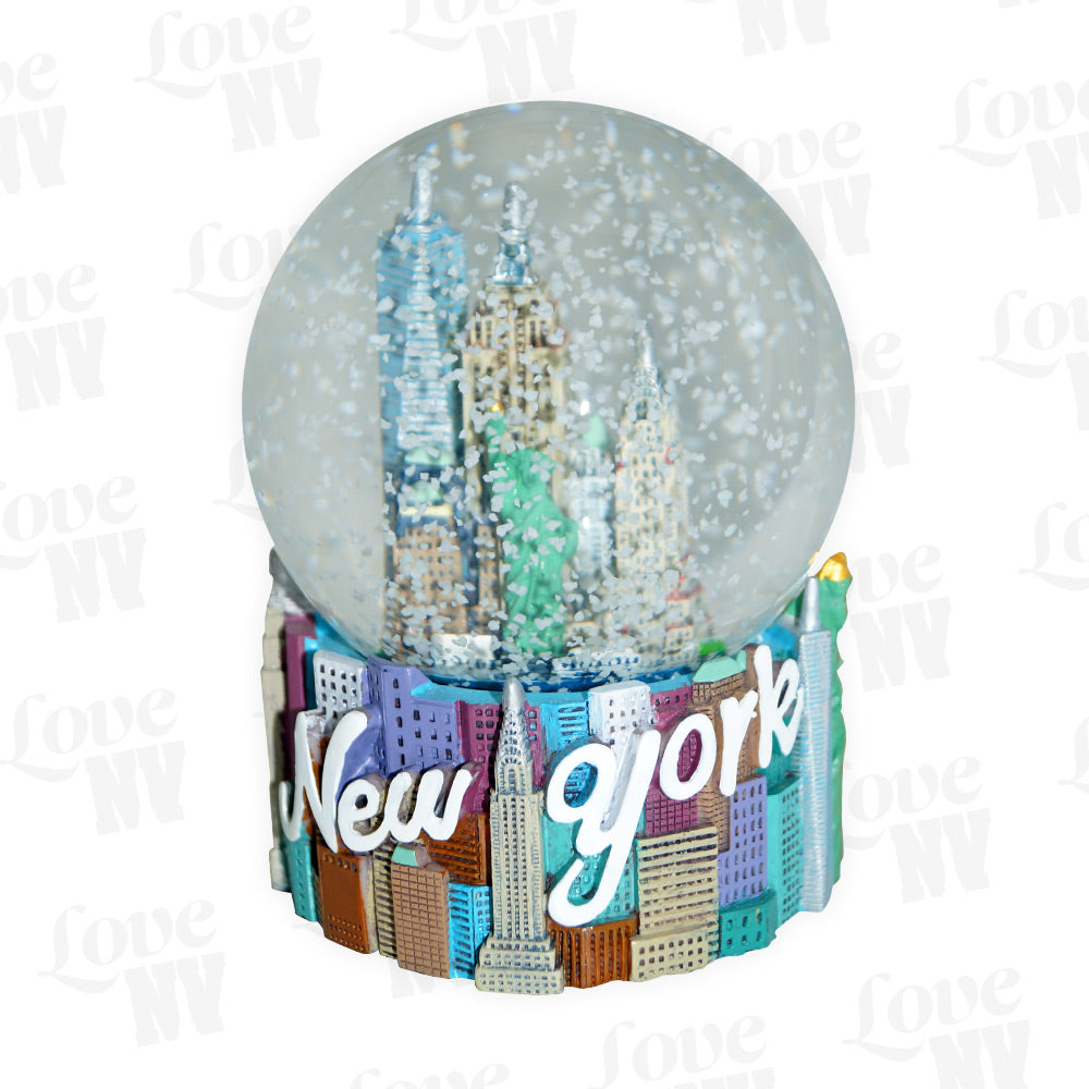 New York Skyline Schneekugel Thumbnail