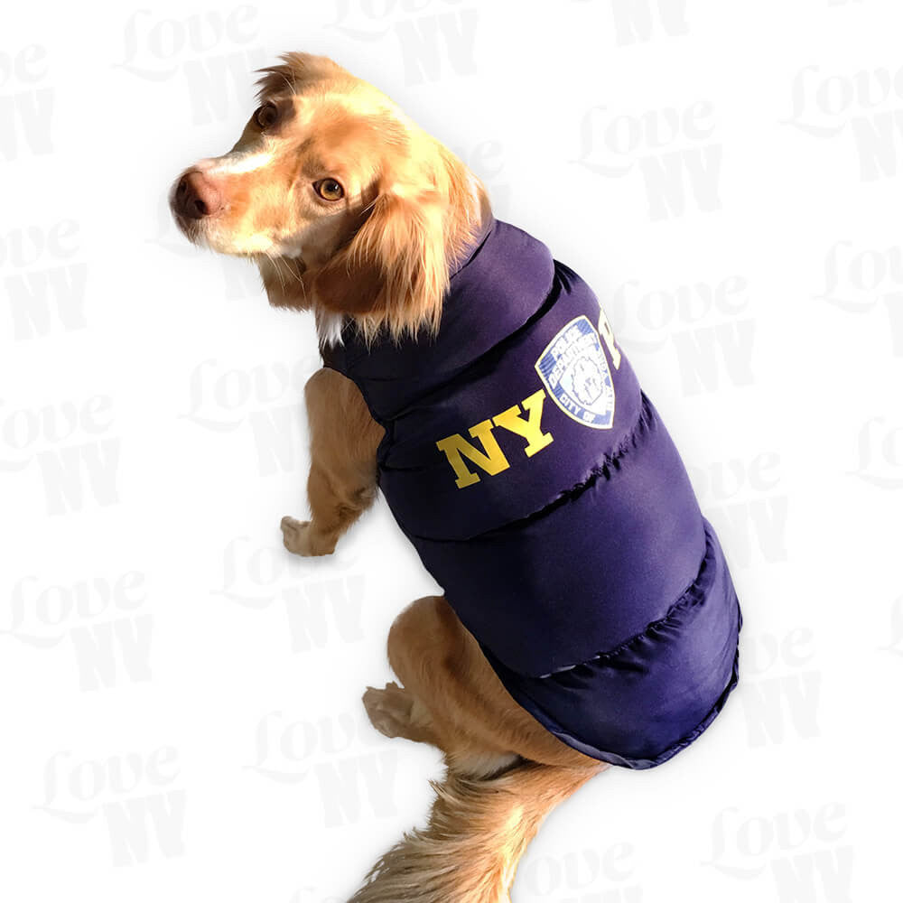Hundeweste NYPD K9 New York City Police 1