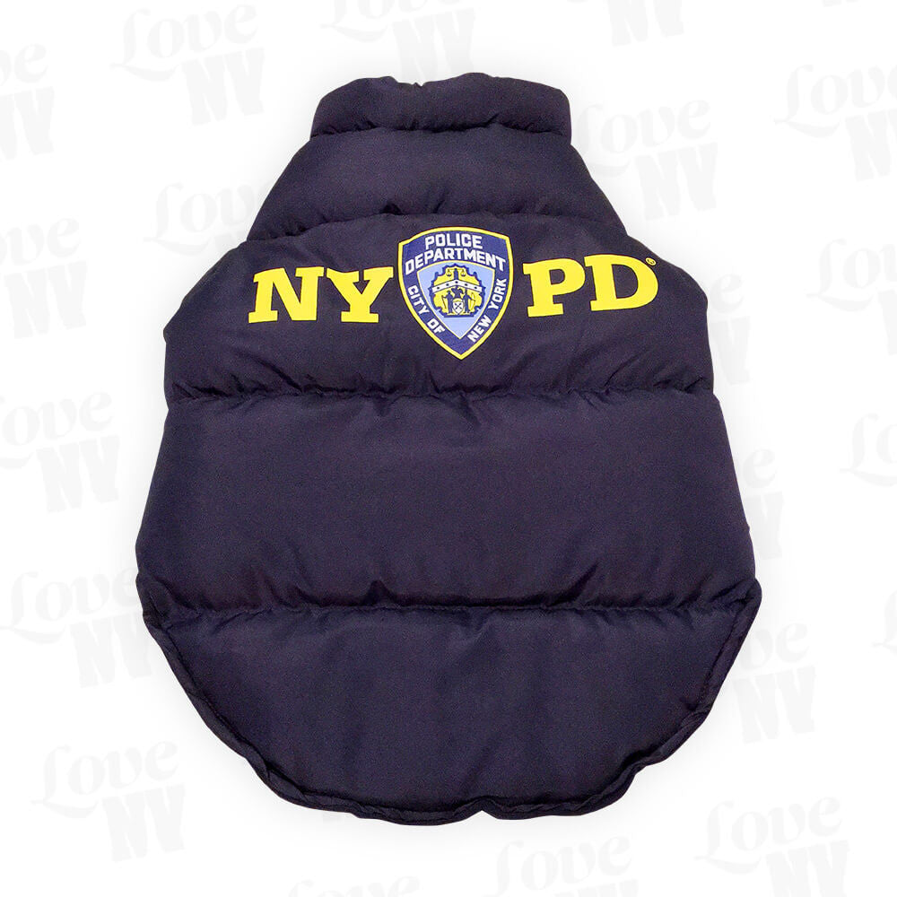 Hundeweste NYPD New York Police Thumbnail