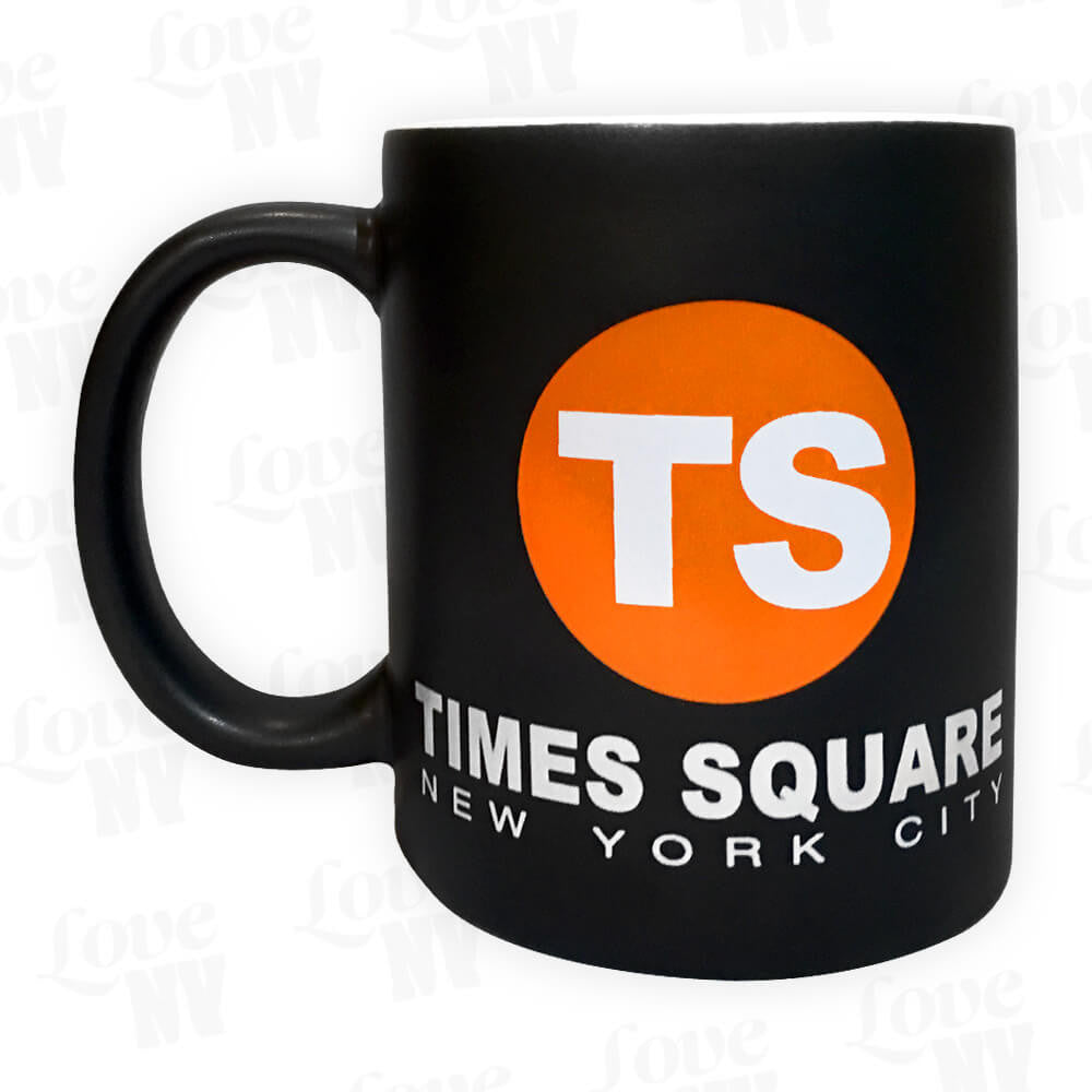 Times Square TS New York City Tasse Kaffee Tee
