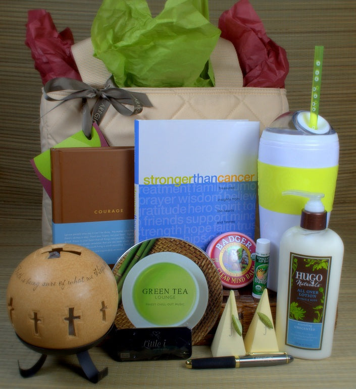 If your looking for the top 3 cancer gifts to send to a man with cancer or undergoing a cancer treatment we have some simple, effective gifts to recommend.