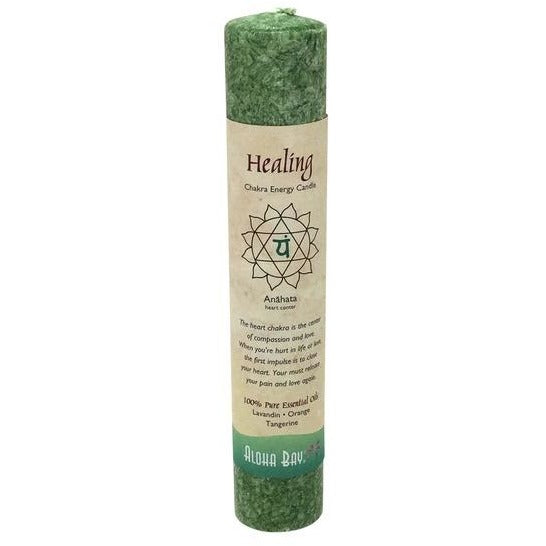 Healing Energy Candle Get Well Gift Idea