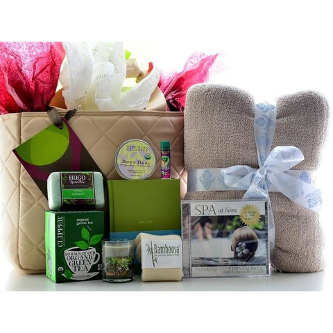 Healthy Get Well Basket Enjoy-CareGifting