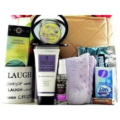 After Surgery Gift Basket Helps With Healing-CareGifting