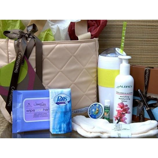 Get Well Gift Basket Women-CareGifting