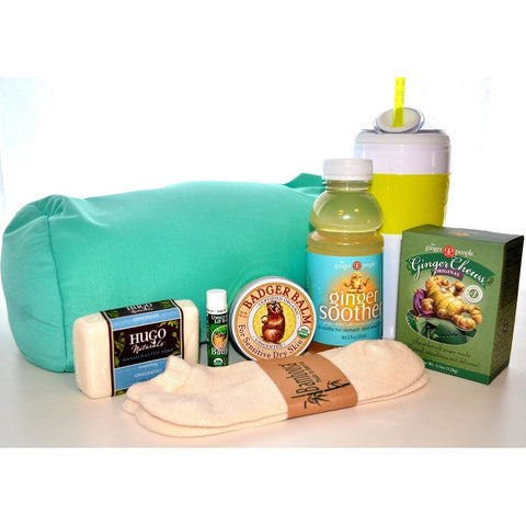 Chemo Comfort Care Gift Basket-CareGifting