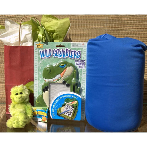 Get Well Care Gift Basket-Kids Boredom Be Gone