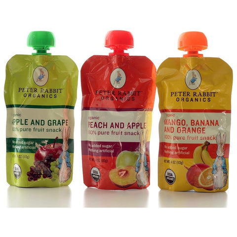 Peter Rabbit Organic Fruit Smoothie