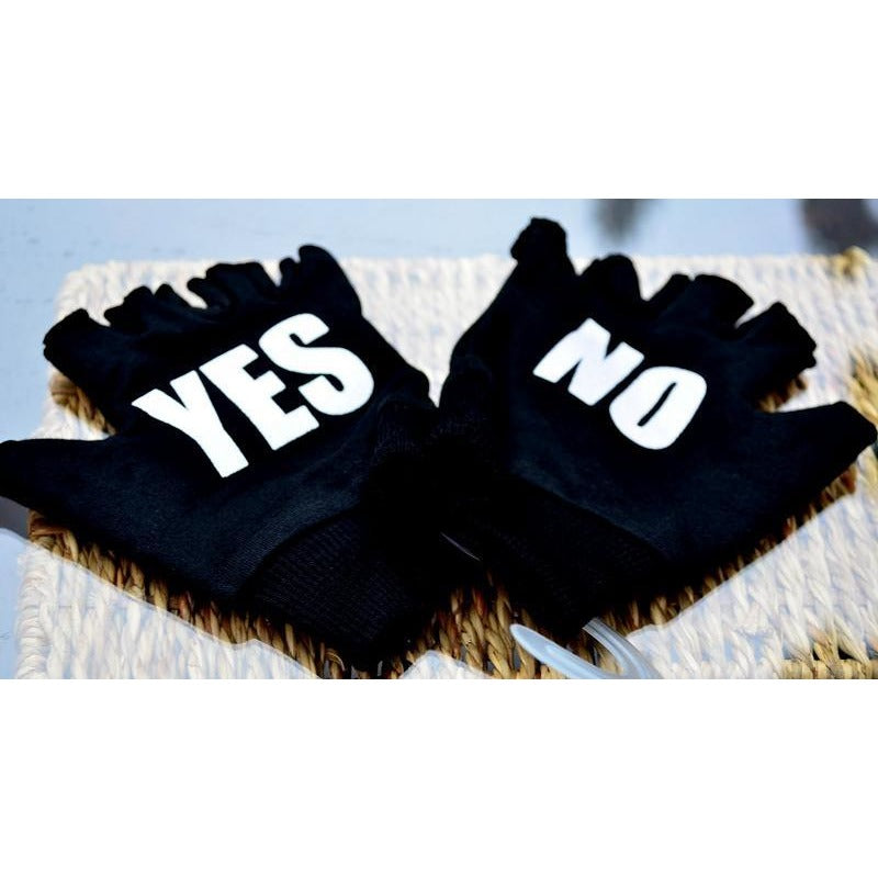 YesNo After Surgery Gift Gloves Tonsillectomy Caregifting
