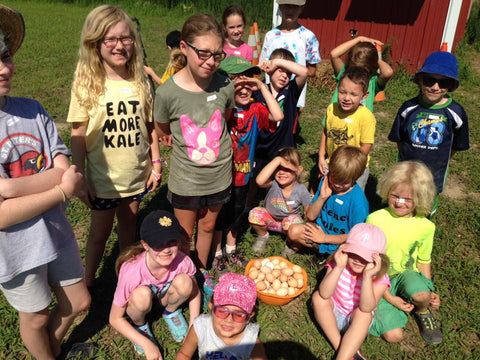 2020  Summer Camp at CecilCreekFarm