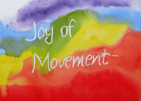JOY of Movement: The Women's Day Retreat Experience by Nancy Finkle & Christine Hopkins                  Friday May 15th  9am-1:30pm