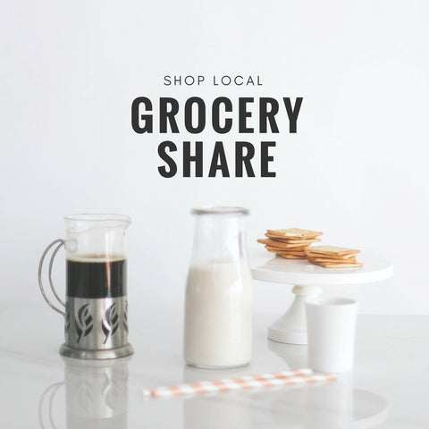 NEW! 2018 CSA Organic Grocery Share