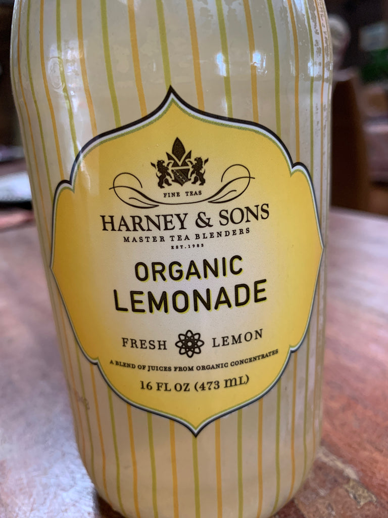 Juice, Harney & Sons Organic Lemonade,16oz
