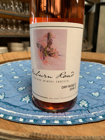 Wine, Auburn Road Dry Rose