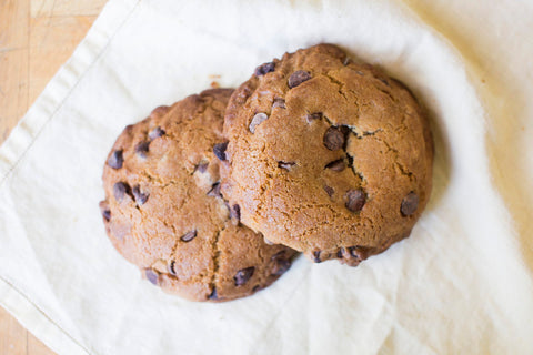 Bakery, Wild Flour Bakery, Chocolate Chip Cookie, individually wrapped, large