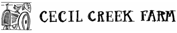 Cecil Creek Farm Logo