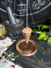 Load image into Gallery viewer, Picture Jasper Pendulum