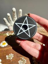 Load image into Gallery viewer, Pentagram Candle Holder