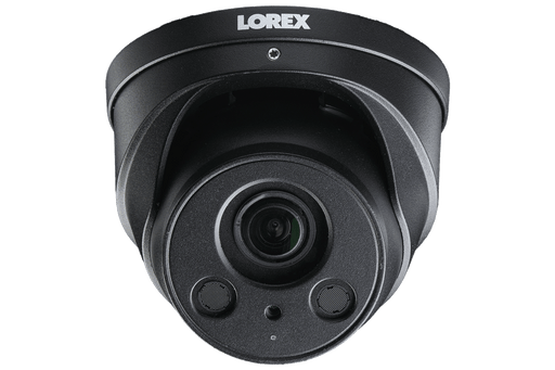 LOREX 4K Nocturnal Motorized Zoom Lens Security Camera with Audio Recording - Challenger Gadgets