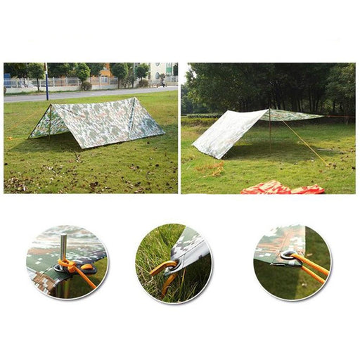 Outdoor Camouflage Mat - Challenger Gadgets