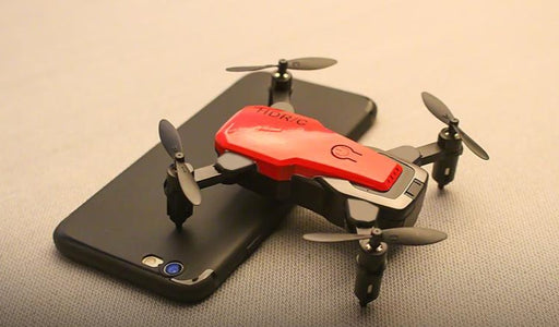 Mini Drone With RC Quadrocopter - Challenger Gadgets
